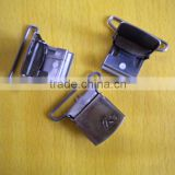 Antique Metal Suspender Clip With Belt Buckle For Wholesale