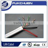 category 6 electrical cable network cable with power cable