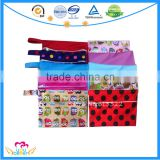Good Quality Small Wet Bag For Sanitary Napkin Pads,Mini Wet Bag For Cloth Menstrual Pads