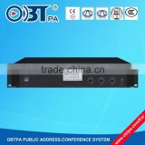 OBT-NP6450 IP network audio power amplifier with 2 AUX for supermarket,park and public buildings