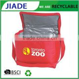 Chinese products wholesale portable wine cooler bag/hot and cold cooler bag/beer can cooler bag
