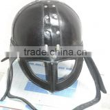 Eye glass Leather helmet