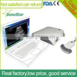 Sonostar Portable Ultrasound Equipment ultrasound 4D ultrasound box with High Quality UBox-10