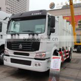 SINOTRUK HOWO small garbage truck for sale
