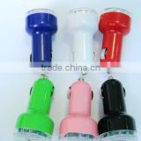 Fancy Beautiful Electric Usb Car Charger GC003