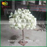 white fake cherry blossom tree wholesale artificial cherry blossom tree for wedding                                                                                                         Supplier's Choice