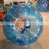 HI Top quality PVC/TPU body zorb ball,inflatable body zorb ball,inflatable body bumper ball