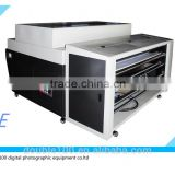 2000mm big size UV board paper coating laminating machine for printed photo paper,pvc,card board wood