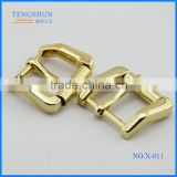 zinc alloy pin buckel for purse oem metel accessories for bag parts                                                                                                         Supplier's Choice