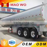 Stainless steel widely used standard water tank truck trailer for sale                                                                                         Most Popular