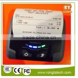 RPP200 58mm mini Portable Bluetooth mobile Thermal Receipt Printer support android smartphone.