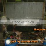 200 per day cattle veal buffalo meat slaughterhouse plant equipment