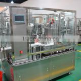 perfume Spray filling and capping machine production line for glass or plastic sprayer bottles