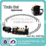 ho scale model plastic toy train tracks