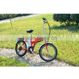 36V10AH Lithium battery Japanese electric bike, folding electric bikes for sale