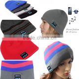 Keep Warm Bluetooth Talking Music Speaker hat / Bluetooth Music Hat / wireless bluetooth headphone beanie hat