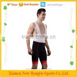 Lycra fabric cycling bib shorts/cycling shorts