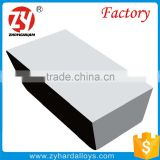 type C cemented carbide tools k10, type c tungsten carbide brazed tips
