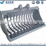 high quality excavator skeleton bucket,screen bucket,sieve bucket