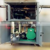 Double Stage Vacuum Dewatering Machine/Low Pressure Pump System/Transformer Vacuum Drying Equipment