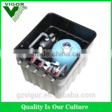 Factory best underground swim pool filter for sand filter, chlorine feeder, massage pump