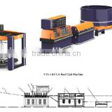 Inquiry About 10% and 15% CCA Wire cladding &drawing production Line machines