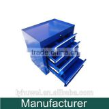 4 Drawer Steel Tool Box Roller Cabinet With Wheels