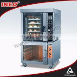 Commercial Bakery Equipment industrial steam oven/infrared food oven
