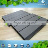 wpc manufacturer Outdoor composite wood Embossed wpc wall cladding