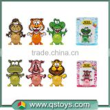 DIY animals type card funny wind up toys