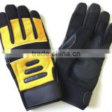 Labor protection Full Impact Protection Cut Resistant Safety Work Shockproof non-slip tool gloves