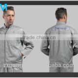 2015 ZX Professional workwear manufacturer canvas work jackets
