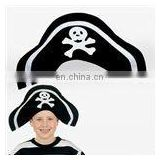 Inflatable Pirate Party Hat for Halloween