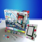 diy photo frame glass, diy photo frames for kids digital painting