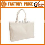Wholesale Tote Bags Factory Sale Plain Blank Canvas Tote Bag