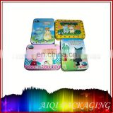 Spice tin packaging unique candy jars biscuit metal can metal tin box CD-019