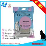 Bentonite cat litter with 10L, ultra less dust