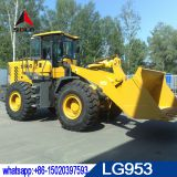 SDLG hot sale 5 ton wheel loader LG953 for sale