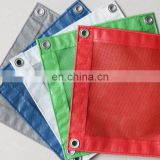 1000D/14*14,270G/SQM safety mesh/Flame Retardant netting + sound barrier sheet