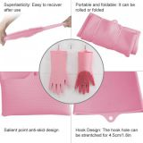 Wholesale High Quality New Products Multifunctional Kitchen Dishwashing Silicone Gloves whatsapp: +8615992856971