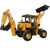 Heavy duty towable backhoe loader mini ZG20-28