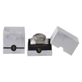 Factory supplier custom marble paper gift box for watch paper board bracelet watch packaging box Urbrand