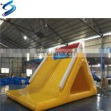 Inflatable Climbing Tower Water Park Inflatable Climbing Floating Water Tower With Slide For Sale