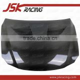 2006-2008 CARBON FIBER HOOD WITH HOLE FOR LEXUS IS300 (JSK160127)