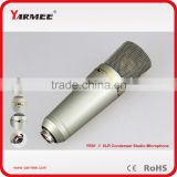 YARMEE Hot selling condenser recording microphone Studio microphone YR01                                                                         Quality Choice