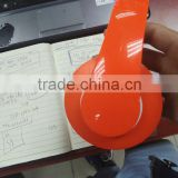 orange colorful lovely hot selling headphones for smartphone universal                                                                         Quality Choice