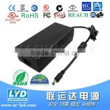 Hot sale 12V 24V 36V 48V 2A lithium/LifePo4/Lead acid car battery charger with JP plug and PSE certification