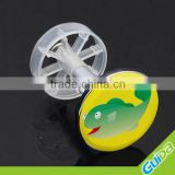 European 40mm plastic Standard plug waste for bathroom basin sink