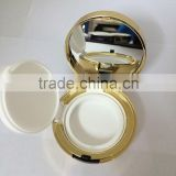 Modern High-quality Plastic Custom Round Air Cushion BB Cream Container cosmetic Packaging, Custom Manufacturer