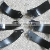 New techonlogy of high quality part tiller blades for agricultural equipment